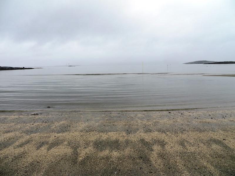 Strand bei Bodö