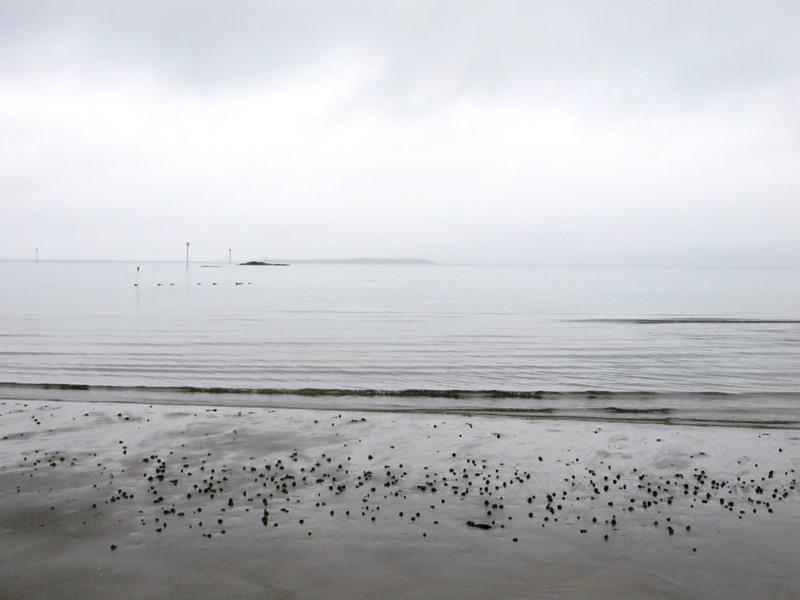 Strand von Löp in Nordnorwegen