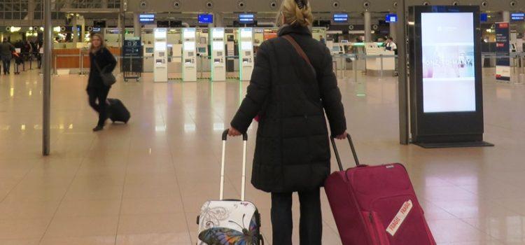 Hamburg Airport Gepäckaufbewahrung