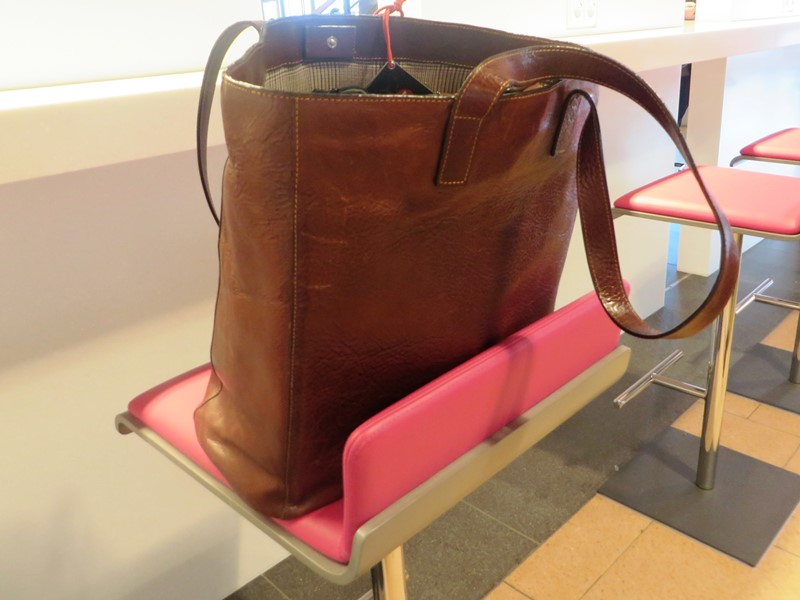 Handtasche Fluggepäck