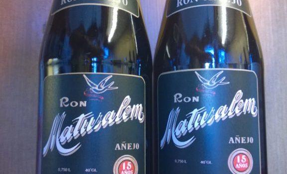 Matusalem Rum Flasche Deckel Santiago Kuba Cuba