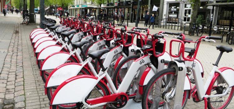 Fahrräder mieten Trondheim