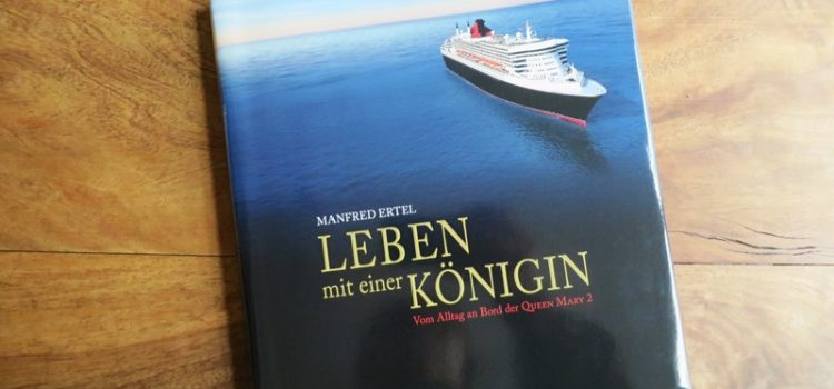 QUEEN MARY 2 Buch