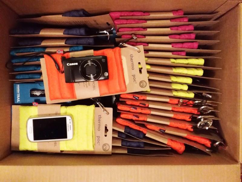 Thermoschutz Smartphone Handy sport1 Hammerfest