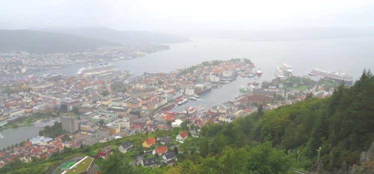 webcam blick bergen floyen